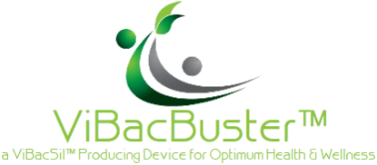 ViBacBuster : a ViBacSil producing microcontroller-based device. Colloidal Silver Generator in the Philippines! Logo